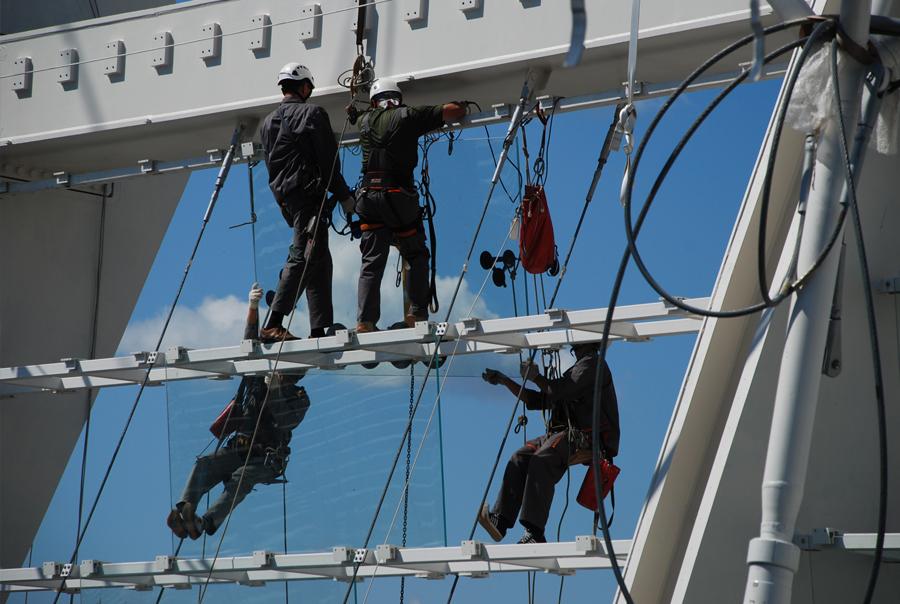 Работа в москве с обучением промышленный альпинизм